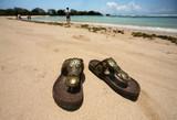 Female slippers poster