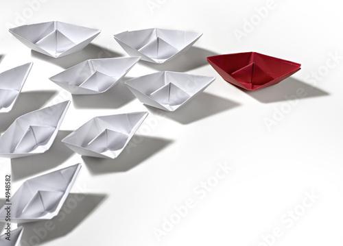 zwycięzca statku papierowego