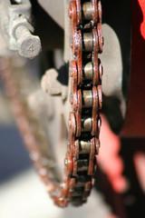 Motorbike chain..