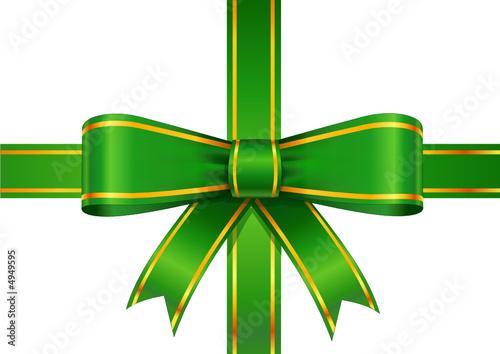 ruban vert paquet cadeau fichier vectoriel libre de droits sur la banque d 39 images. Black Bedroom Furniture Sets. Home Design Ideas