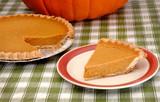 Thanksgiving Dessert Slice poster