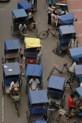 Taxis à Delhi