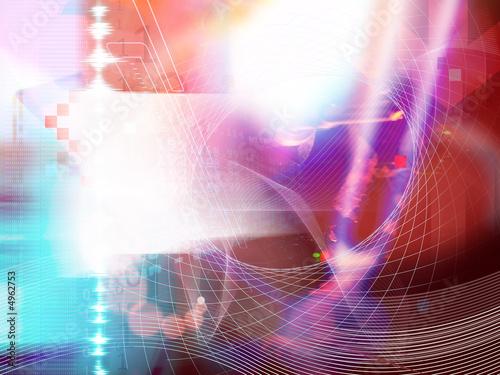 Leinwanddruck Bild abstract background