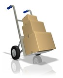 Package Delivery poster