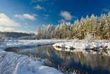 Fototapety Winter landscape