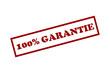 stempel garantie