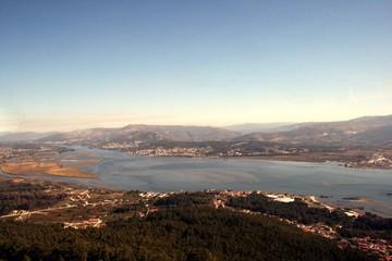 Desembocadura del Miño, España