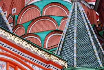 St. Basil Cathedral details