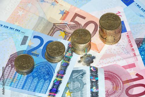Euro Coin Bars