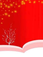 weihnachten baum sterne