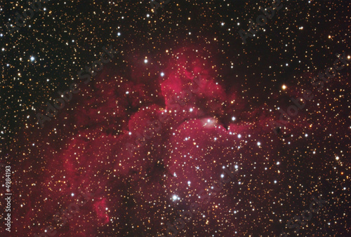 NGC 7380 Reflektions Nebel