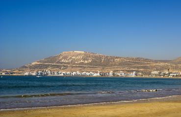 Agadir city skape
