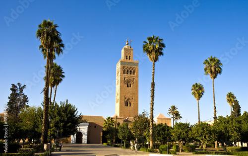 Meczet Koutoubia, Marrakesz