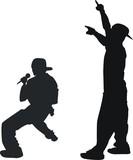 hip-hop poster