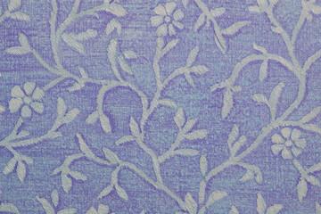 floral patterned wallpaper background