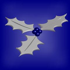 vischio blu
