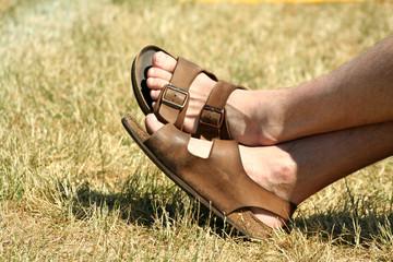 Famous Sandles