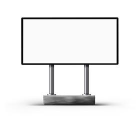 Blank board template