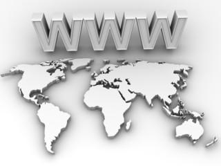 World. www