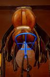 Saddles poster