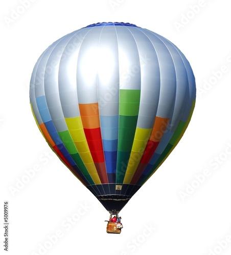 Staande foto Ballon Ballon freigestellt