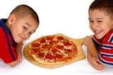 Boys and Pizza