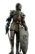 Leinwandbild Motiv armatura medievale