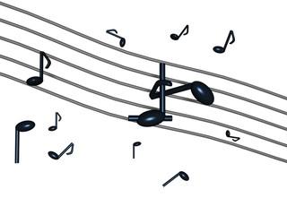music 3d