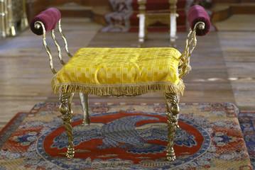 Religious cermony chair