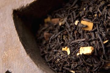 dried tea