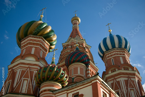 Saint Basil's Cathedral (Intercession of the Virgin on the Moat)