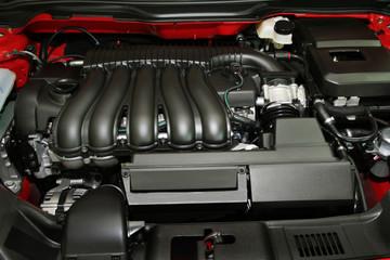 engine of the modern car