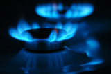 Gas stove burners poster