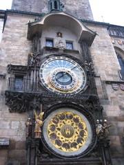 Die Uhr in Prag