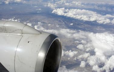 motor de avion 3136
