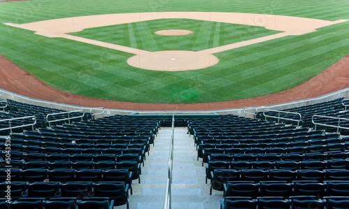 Zdjęcia na płótnie, fototapety, obrazy : Baseball Stadium