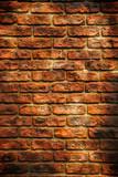 Grunge brick wall texture - Fine Art prints