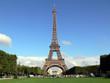 Leinwanddruck Bild - Eifelturm, Paris