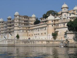 palace, udaipur, rajasthan