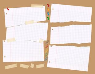 Papier vectoriel, facilement modifiable