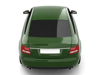 Green Business-Class Car