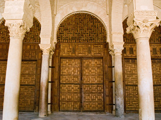 Mosque of Kairouan Tunisia