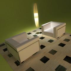 Relax interior design
