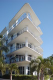 Miami Beach Style Condo poster