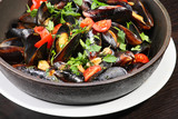 mussel stew ragout poster