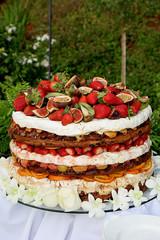 Fruitcake Layer