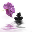 Leinwanddruck Bild Feeling zen