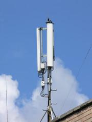GSM cellular network  antenna