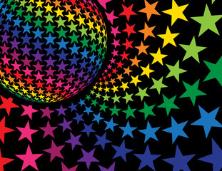 Super Disco Background