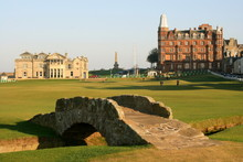 St. Andrews Old Course Golf